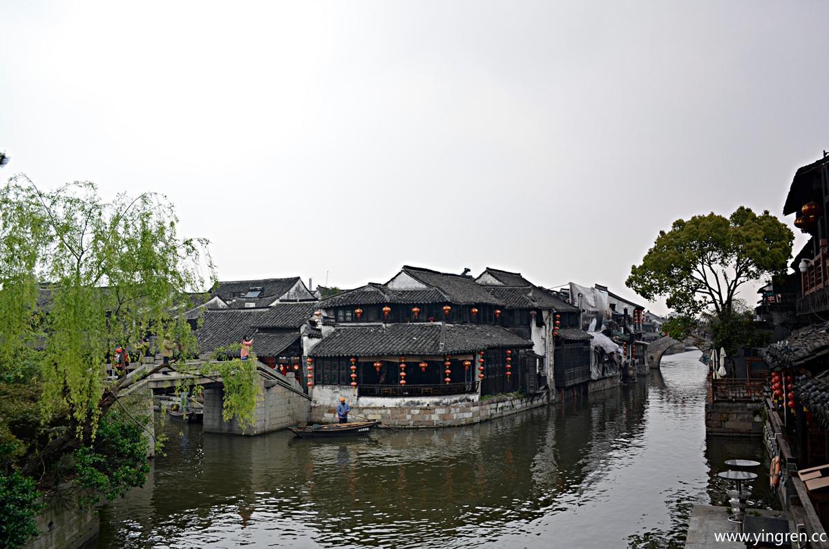 美丽的浙江嘉善西塘镇