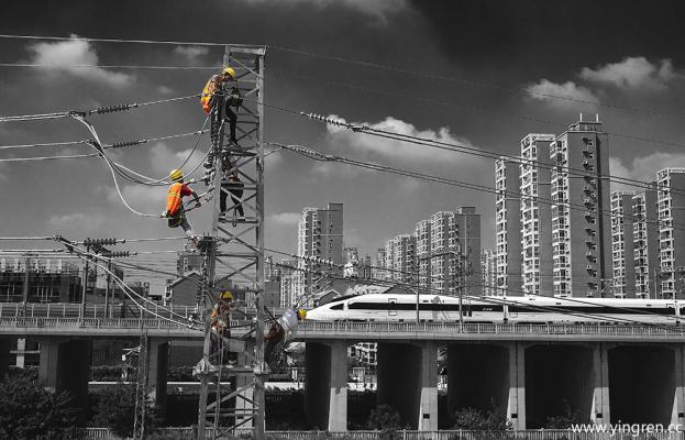 高铁时代-凡人一个