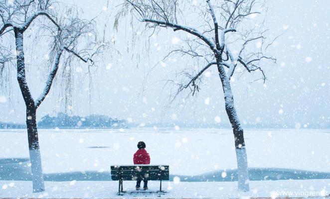 湖畔聽雪-顧鄉