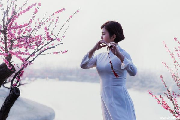 梅园笛声-唐鲁强
