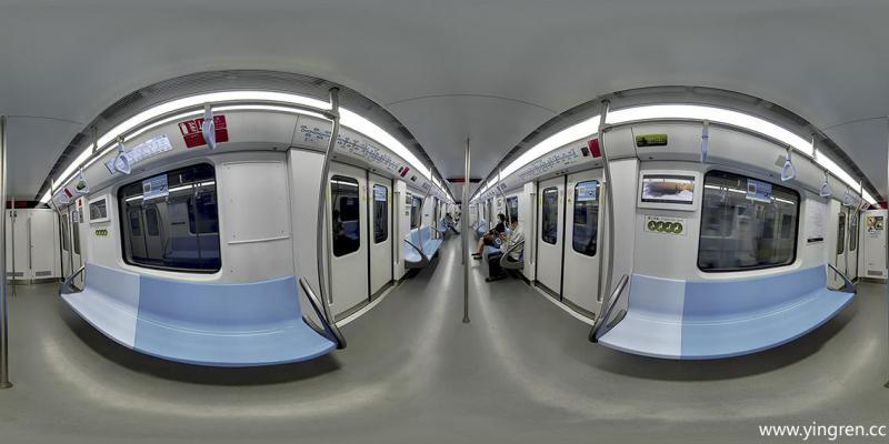 上海地铁风光-蔡民源